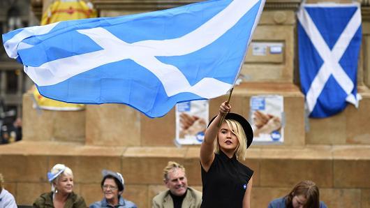 Statement on Second Referendum