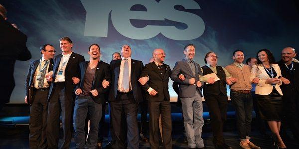 "Does #ScotRef Need ""Yes Scotland""?"