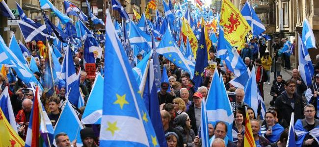 March For Independence – 11/01/20