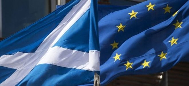 Leave A Light On: Brexit Events In Scotland
