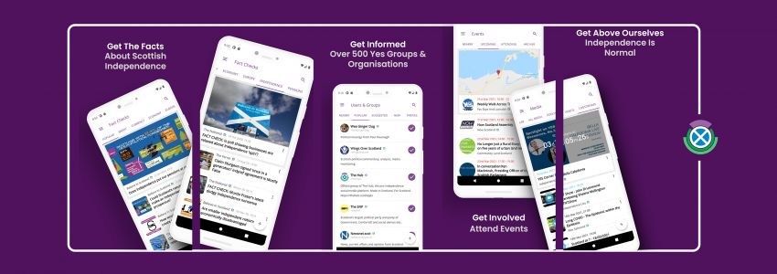The Hub v5 Android App Released