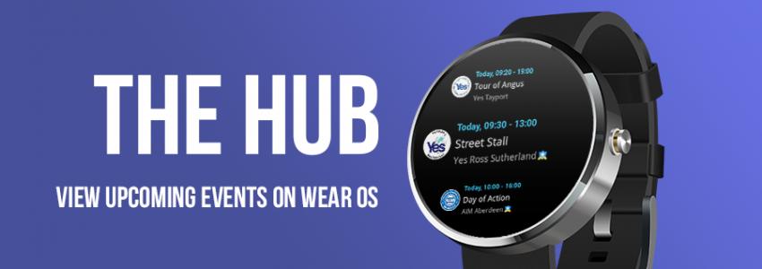 The Hub On Wear OS